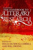 - The Handbook to Literary Research - 9780415485005 - V9780415485005