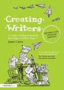 Carter, James - Creating Writers - 9780415499026 - V9780415499026