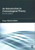 Burke, Roger Hopkins - An Introduction to Criminological Theory - 9780415501736 - V9780415501736