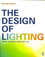 Tregenza, Peter, Loe, David - The Design of Lighting - 9780415522465 - V9780415522465