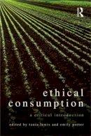 - Ethical Consumption - 9780415558259 - V9780415558259