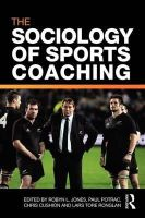 - The Sociology of Sports Coaching - 9780415560856 - V9780415560856