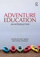- Adventure Education - 9780415571852 - V9780415571852
