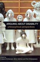 - Arguing About Disability - 9780415588539 - V9780415588539