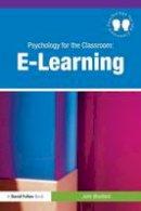 Woollard, John - Psychology for the Classroom: E-learning - 9780415590938 - V9780415590938
