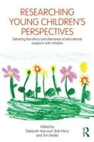 - Researching Young Children's Perspectives - 9780415604949 - V9780415604949
