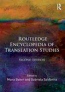- Routledge Encyclopedia of Translation Studies - 9780415609845 - V9780415609845