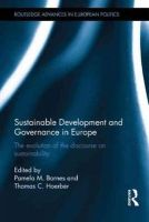 - Sustainable Development and Governance in Europe - 9780415630078 - V9780415630078