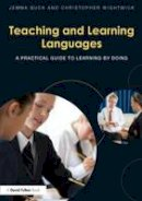 Wightwick, Christopher; Buck, Jemma - Teaching and Learning Languages - 9780415638401 - V9780415638401