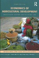 Norton, George W., Alwang, Jeffrey, Masters, William A. - Economics of Agricultural Development: World Food Systems and Resource Use (Routledge Textbooks in Environmental and Agricultural Economics) - 9780415658232 - V9780415658232