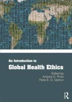 - An Introduction to Global Health Ethics - 9780415681834 - V9780415681834