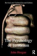 Horgan, John - The Psychology of Terrorism (Political Violence) - 9780415698023 - V9780415698023