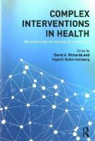 - Complex Interventions in Health: An overview of research methods - 9780415703161 - V9780415703161
