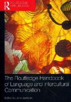 - The Routledge Handbook of Language and Intercultural Communication (Routledge Handbooks in Applied Linguistics) - 9780415709828 - V9780415709828