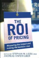 - The ROI of Pricing - 9780415730716 - V9780415730716