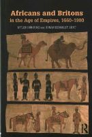 Osborne, Myles, Kingsley Kent, Susan - Africans and Britons in the Age of Empires, 1660-1980 - 9780415737531 - V9780415737531