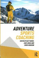 - Adventure Sports Coaching - 9780415746021 - V9780415746021