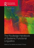 - The Routledge Handbook of Systemic Functional Linguistics (Routledge Handbooks in Linguistics) - 9780415748407 - V9780415748407