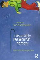 - Disability Research Today: International Perspectives - 9780415748445 - V9780415748445