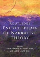 - The Routledge Encyclopedia of Narrative Theory - 9780415775120 - V9780415775120