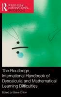 - The Routledge International Handbook of Dyscalculia and Mathematical Learning Difficulties (Routledge International Handbooks of Education) - 9780415822855 - V9780415822855