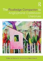 - The Routledge Companion to Anglophone Caribbean Literature (Routledge Literature Companions) - 9780415827942 - V9780415827942