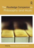 - The Routledge Companion to Philosophy and Music (Routledge Philosophy Companions) - 9780415858397 - V9780415858397