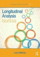 Hoffman, Lesa - Longitudinal Analysis: Modeling Within-Person Fluctuation and Change (Multivariate Applications Series) - 9780415876025 - V9780415876025