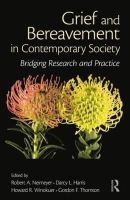- Grief and Bereavement in Contemporary Society - 9780415884815 - V9780415884815