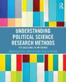 Barakso, Maryann; Sabet, Daniel M.; Schaffner, Brian - Understanding Political Science Research Methods - 9780415895200 - V9780415895200