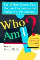 Reiss, Steven - Who am I? - 9780425183403 - V9780425183403