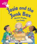 - Rigby Star Guided Reception: Pink Level: Josie and the Junk Box Pupil Book (Single) - 9780433026563 - V9780433026563