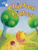 - Rigby Star Guided Phonic Opportunity Readers Blue: Pupil Book Single: Chicken Licken - 9780433028192 - V9780433028192