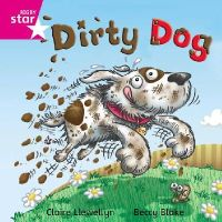Not Available (NA) - Rigby Star Independent Pink Reader 8: Dirty Dog - 9780433029472 - V9780433029472