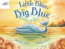 - Rigby Star Guided 2 White Level: Little Blue, Big Blue Pupil Book (Single) - 9780433030157 - V9780433030157