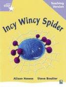 - Incy Wincy Spider (Rigby Star) - 9780433046578 - V9780433046578