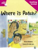 - Rigby Star Guided Reading Pink Level: Where is Patch? Teaching Version - 9780433046615 - V9780433046615