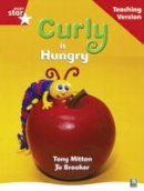 - Rigby Star Guided Reading Red Level: Curly is Hungry Teaching Version - 9780433048497 - V9780433048497