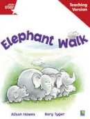 - Rigby Star Guided Reading Red Level: Elephant Walk Teaching Version - 9780433048510 - V9780433048510
