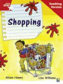- Rigby Star Guided Reading Red Level: Shopping Teaching Version - 9780433048619 - V9780433048619