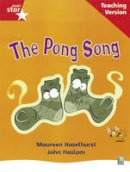- Rigby Star Phonic Guided Reading Red Level: The Pong Song Teaching Version - 9780433048664 - V9780433048664