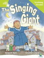- Rigby Star Guided Reading Green Level: The Singing Giant - Story Teaching Version - 9780433049678 - V9780433049678