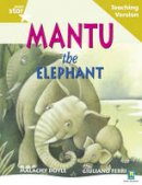 - Rigby Star Guided Reading Gold Level: Mantu the Elephant Teaching Version - 9780433050162 - V9780433050162