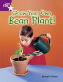 - Rigby Star Guided Quest Purple: Grow Your Own Bean Plant! - 9780433072461 - V9780433072461