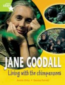 - Rigby Star Guided Quest Year 2 Lime Level: Jane Goodall: Living with Chimpanzees Reader Single - 9780433073499 - V9780433073499