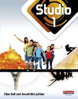 McLachlan, Anneli; Bell, Clive - Studio 1 Pupil Book (11-14 French) - 9780435026967 - V9780435026967