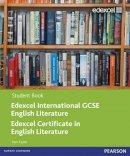 Taylor, Pam - Edexcel International GCSE English Literature Student Book with ActiveBook CD - 9780435046750 - V9780435046750