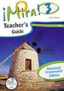 Traynor, Tracy - Mira 3 Verde Teacher's Guide (Mira! (for Year 7 Starters)) - 9780435089139 - V9780435089139
