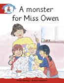 - Literacy Edition Storyworlds Stage 1, Our World, a Monster for Miss Owen - 9780435090210 - V9780435090210