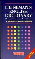 Katherine Harber - Heinneman English Dictionary (The Heinemann English Dictionary) - 9780435104245 - V9780435104245